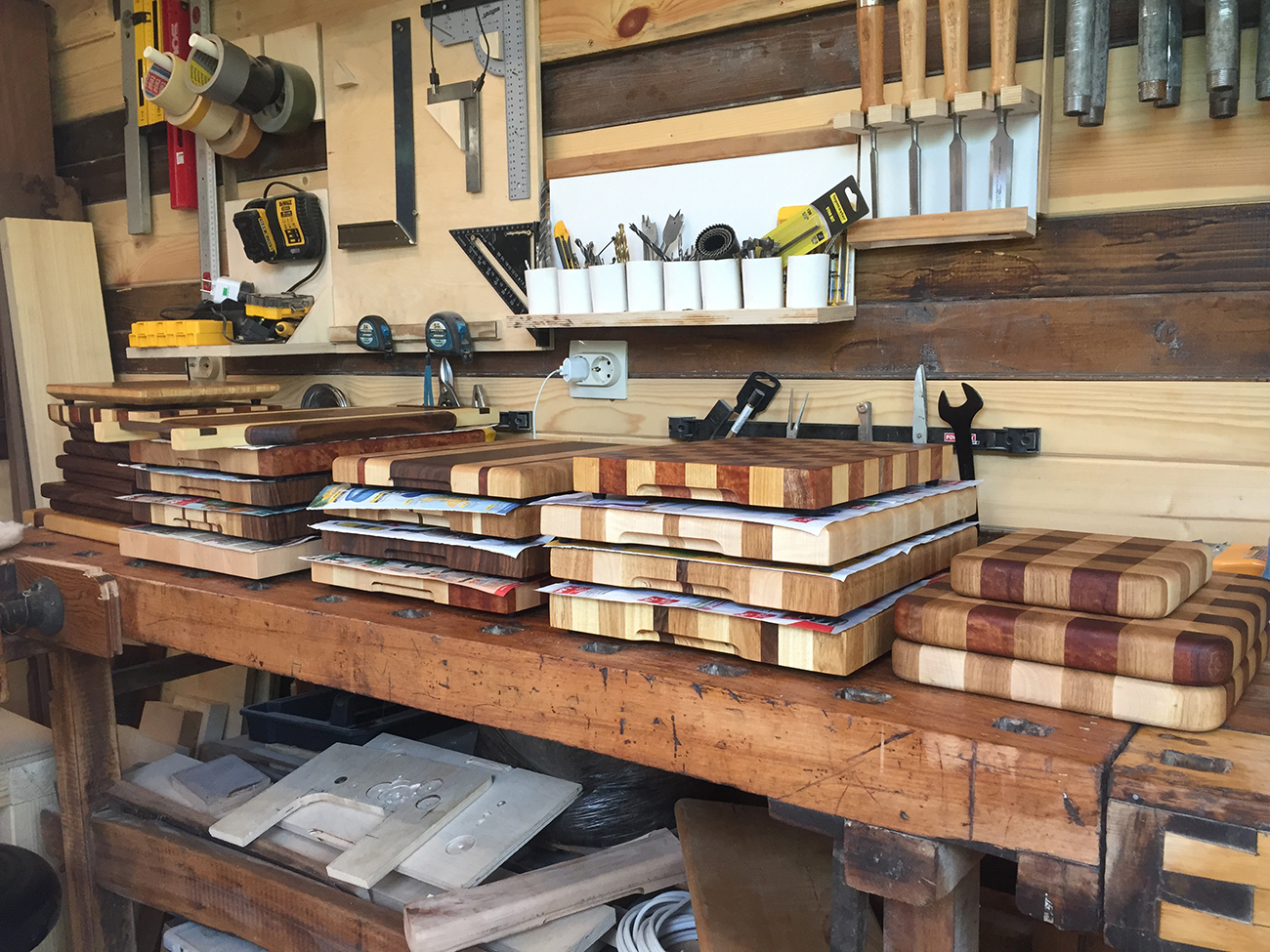 Why End Grain Boards Are The Best Cutting Boards for Your Kitchen